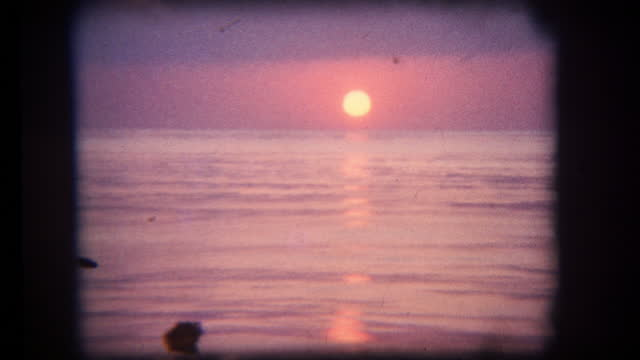 Sunset Vintage Film