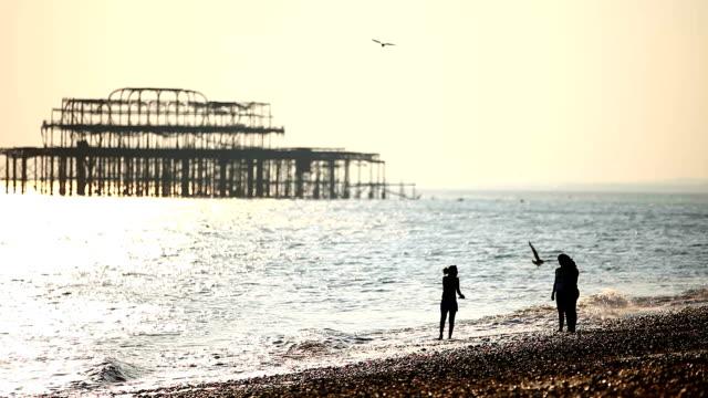 Sunset_Brighton video