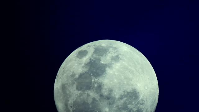 Super Full Moon of the November 2016 video