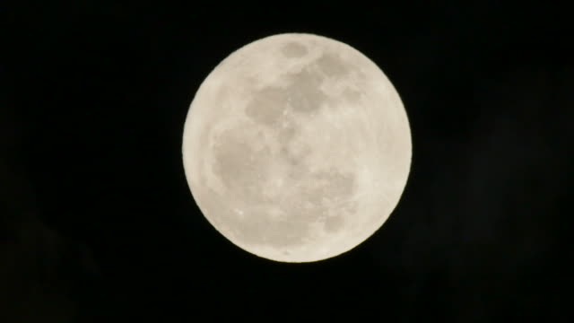 super full moon rising. - moon stock videos & royalty-free footage