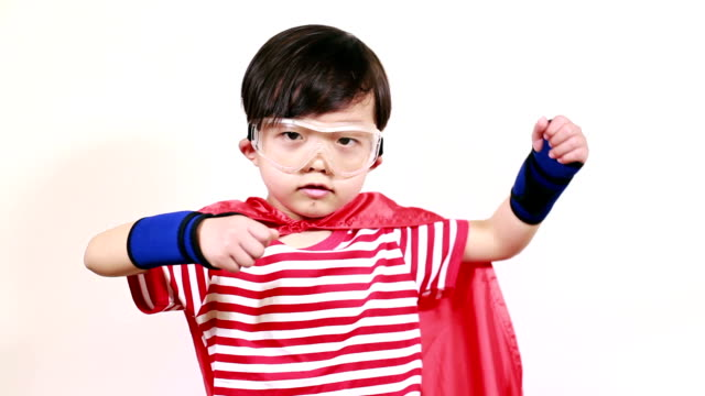 super hero video