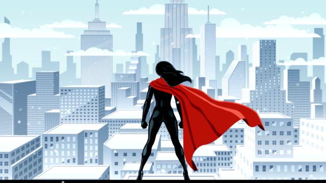 Super Heroine Watch video