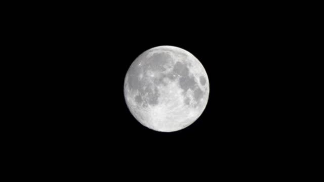 4K Super moon