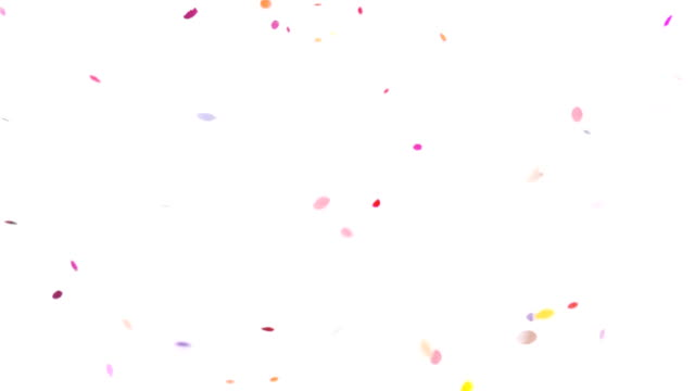 Super Slow Motion Confettis video