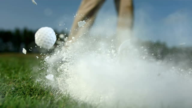 HD Super Slow-Mo: Crushing The Golf Ball video