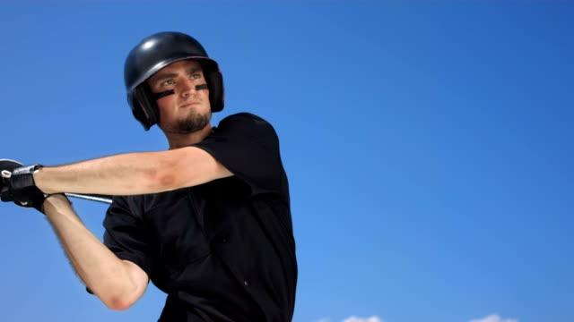 hd 超スローモーション: プロ野球の衣に対応 - 野球点の映像素材/bロール