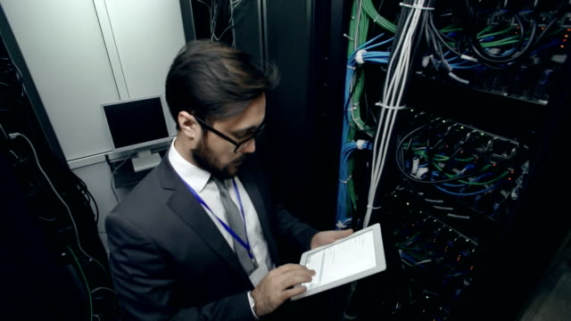 Supercomputer Inspector video