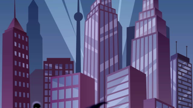 vídeos de stock e filmes b-roll de super-herói no telhado ansa - super hero
