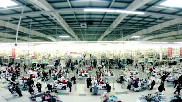 Supermarket video