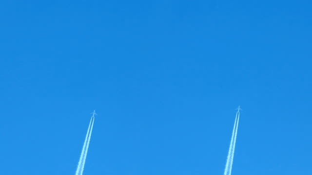 Supersonic Aircraft Stock Video - Download Video Clip Now