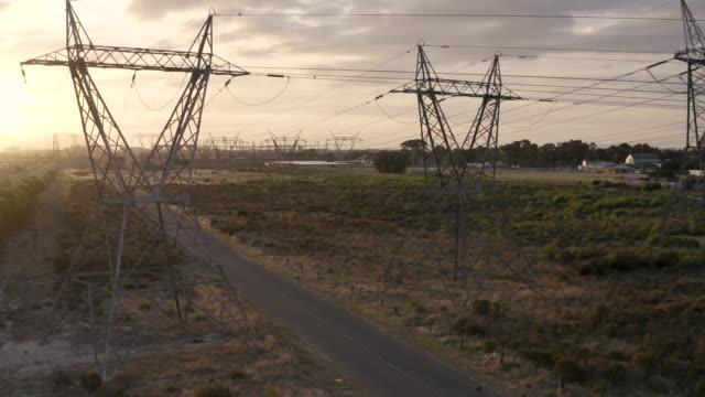 vidéos et rushes de fournir le pouvoir à la nation - électricité