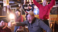 istock Supporters watching a game in pub 986278728