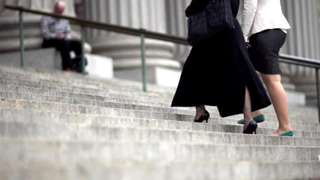 NYC Supreme Court Stairs