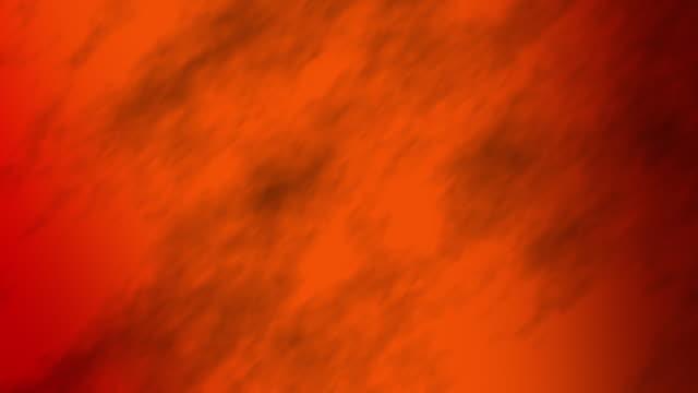stockvideo's en b-roll-footage met oppervlakte animatie van de maan, donkere ruimte en ruimte avonturen rode kleur - geologie