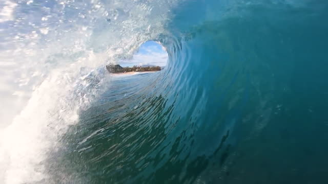 stockvideo's en b-roll-footage met surfen pov - gopro