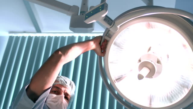 surgical operating video