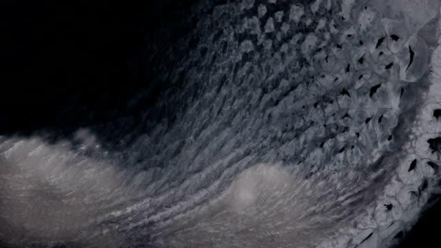 Surreal Waterfall video