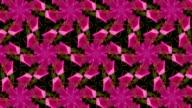 istock Surreality abstract motion graphics, kaleidoscope background 1226965207