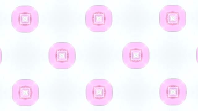 surreality abstract motion graphics - nervi digitali video stock e b–roll