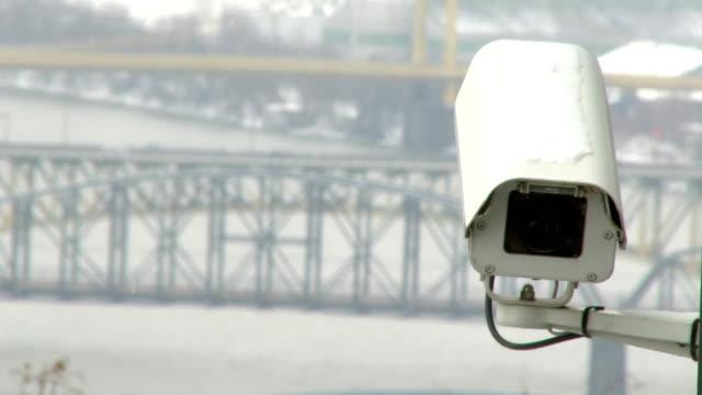 Surveillance Camera video