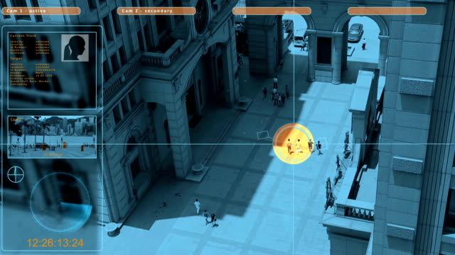 Surveillance Monitor video