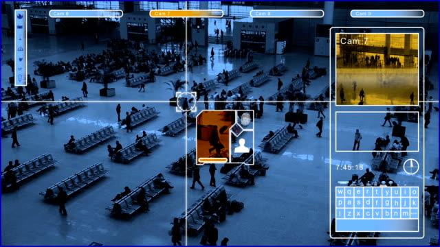 vídeos y material grabado en eventos de stock de de vigilancia - vigilancia