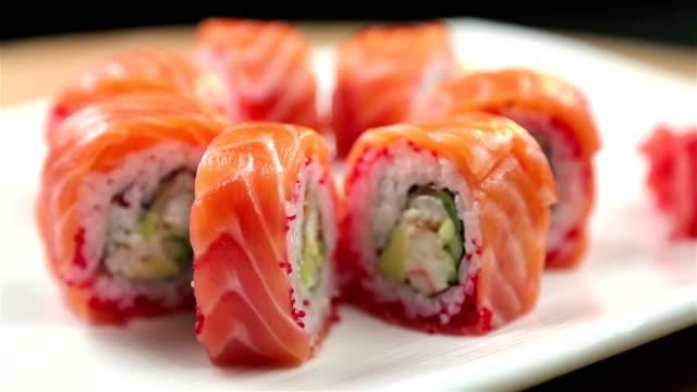 Sushi - vídeo