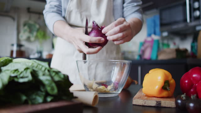 Sustainable cooking video