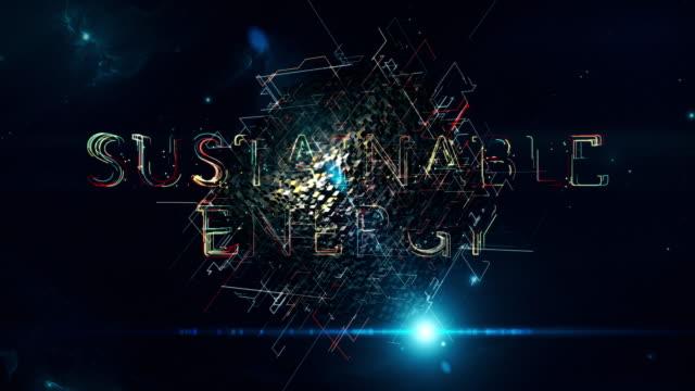 Sustainable Energy Cube
