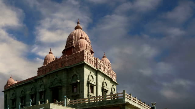 Swami Vivekananda memorial, Mandapam, Kanyakumari, Tamilnadu, India video