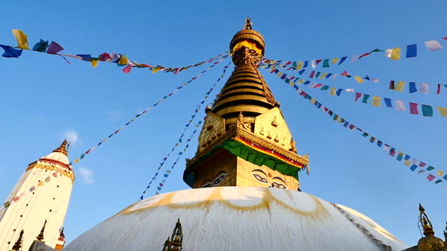 Swayambhunath Stupa video