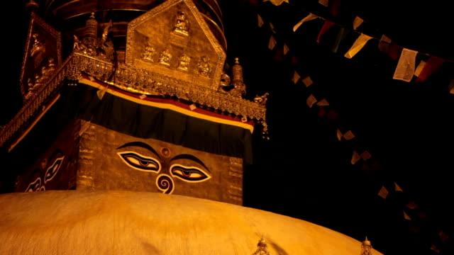 Swayambhunath, the Monkey Temple, Nepal video