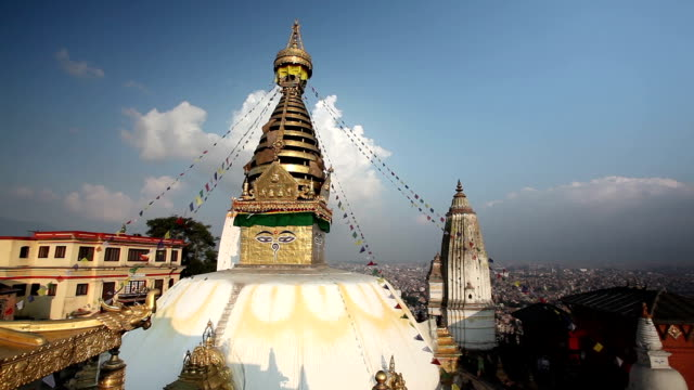Swayambhunath video