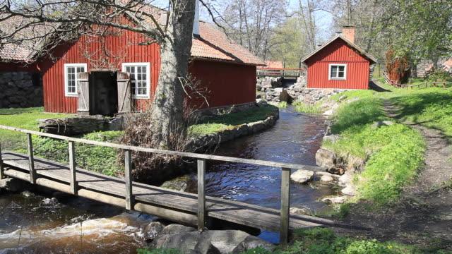 Swedish Rural Scene video