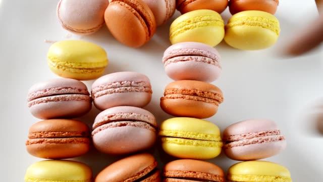 sweet macarons video