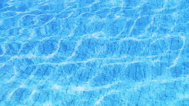 HD SLOW MOTION: Swimming Pool video