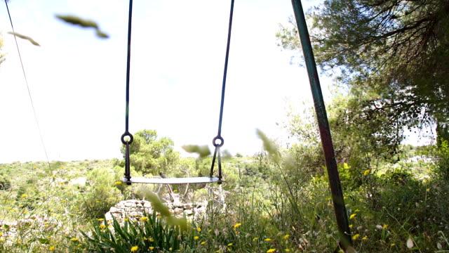 SLO MO Swing Swinging In The Wind video