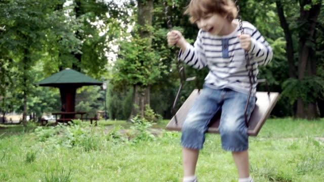 swinging video