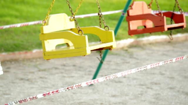 swings closed by covid-19