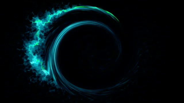 Swirl Particles