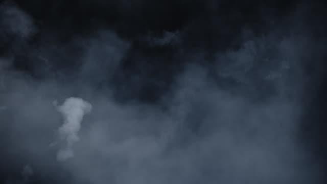 swirling atmospheric environment smoke - d'atmosfera video stock e b–roll