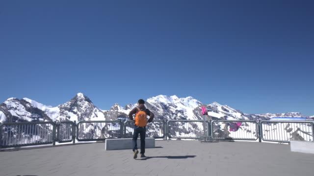 Swiss Alps schilthorn video