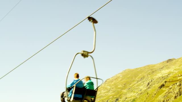 Swiss Gondola St. Moritz video