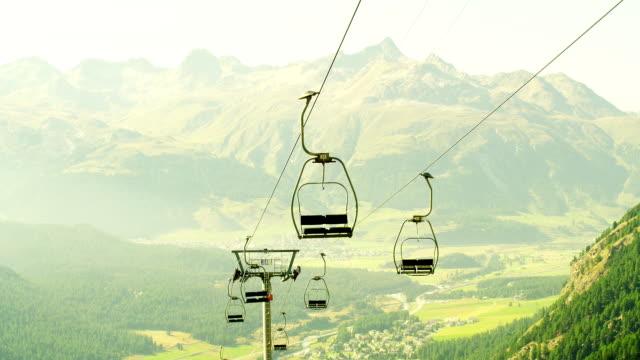 Swiss Mountains video