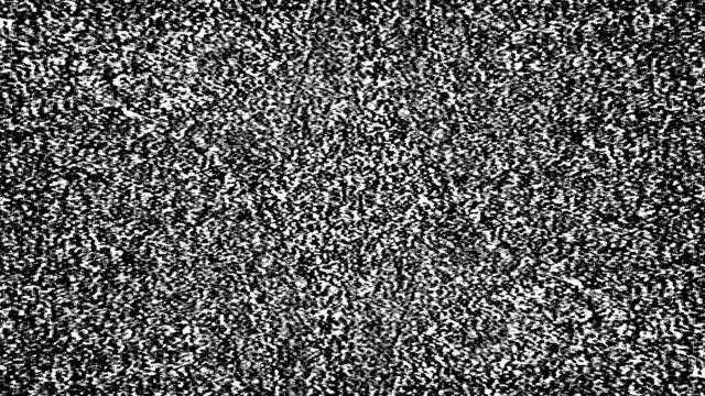 switch on off tv noise - television industry stock videos & royalty-free footage