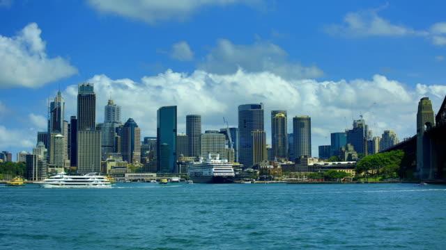 Sydney, Australia Time Lapse video