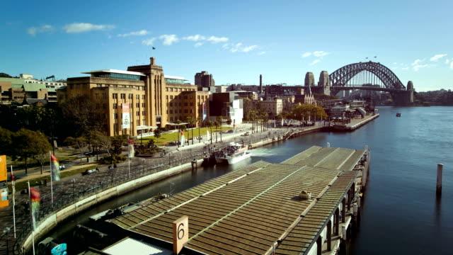 Sydney Circular Quay Motion timelapse video