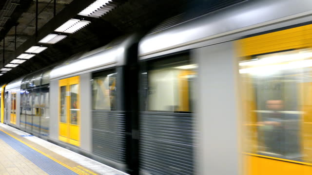 Sydney Commuter Train, Australia