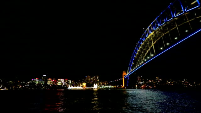 Sydney Harbour Bridge video