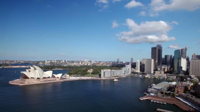 Sydney Skyline, Australia video